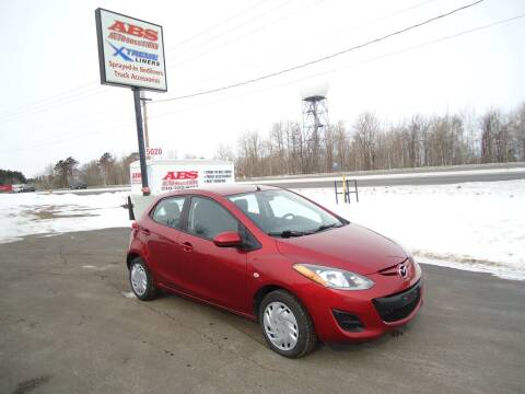 2014 Mazda MAZDA2 for sale at Xtreme Auto Inc. in Hermantown MN