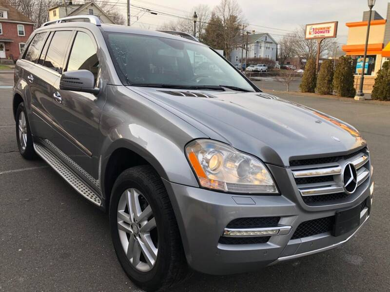 2012 Mercedes-Benz GL-Class for sale at USA Auto Sales in Kensington CT