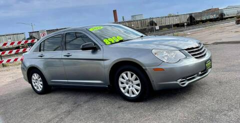 2010 Chrysler Sebring for sale at Island Auto Express in Grand Island NE