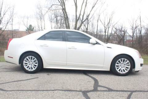 2011 Cadillac CTS for sale at S & L Auto Sales in Grand Rapids MI