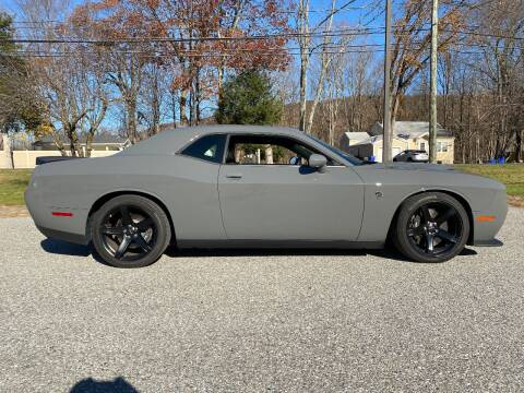 2018 Dodge Challenger for sale at Forza in Gaylordsville CT