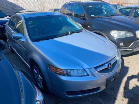 2005 Acura TL for sale at Polonia Auto Sales and Service in Hyde Park MA