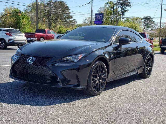 2015 Lexus RC 350 for sale at Gentry & Ware Motor Co. in Opelika AL