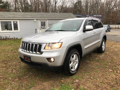 2011 Jeep Grand Cherokee for sale at Manny's Auto Sales in Winslow NJ