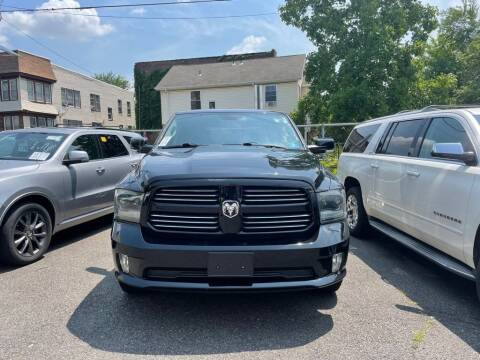 2015 RAM Ram Pickup 1500 for sale at Buy Here Pay Here Auto Sales in Newark NJ