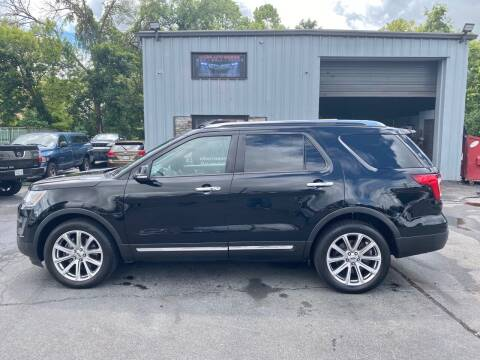 2016 Ford Explorer for sale at Access Auto Brokers in Hagerstown MD