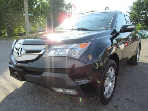 2009 Acura MDX for sale at PRESTIGE IMPORT AUTO SALES in Morrisville PA