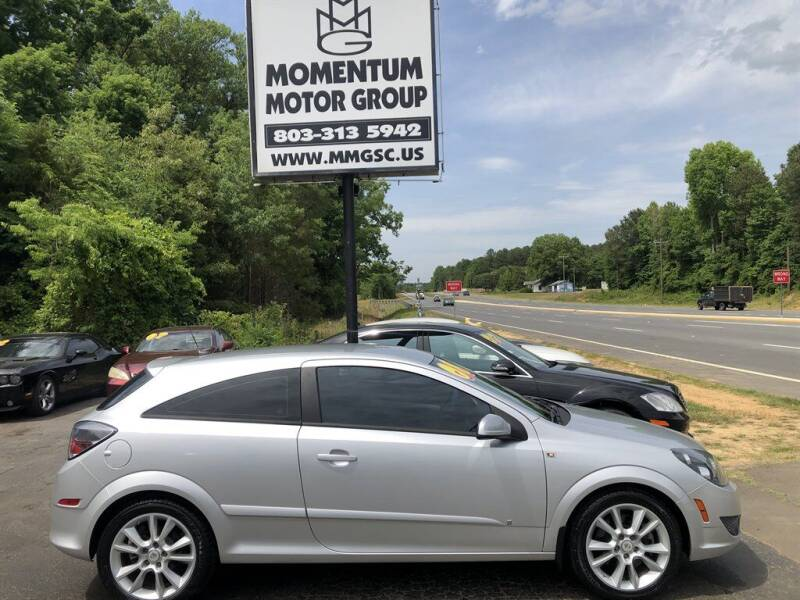 2008 Saturn Astra for sale at Momentum Motor Group in Lancaster SC