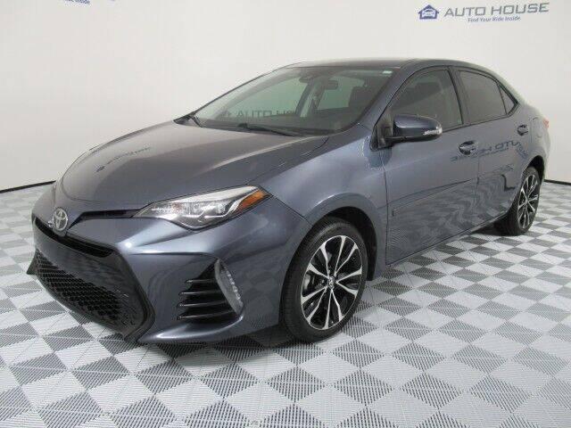 2018 Toyota Corolla for sale at AUTO HOUSE TEMPE in Tempe AZ
