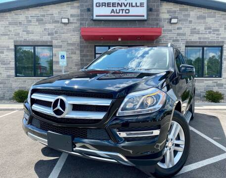 2016 Mercedes-Benz GL-Class for sale at GREENVILLE AUTO in Greenville WI