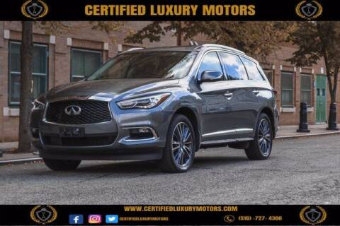 2018 Infiniti QX60 for sale at Certified Luxury Motors in Great Neck NY