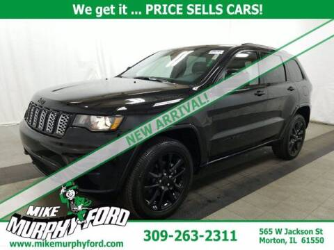 2020 Jeep Grand Cherokee for sale at Mike Murphy Ford in Morton IL