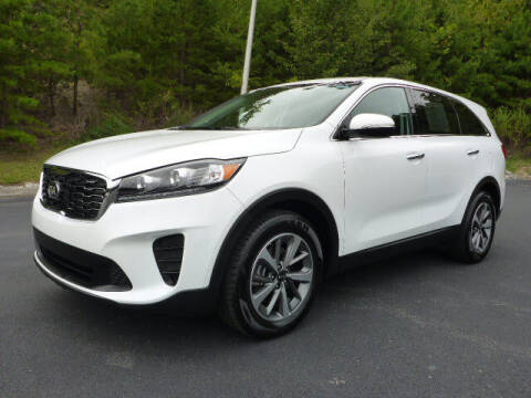 2020 Kia Sorento for sale at RUSTY WALLACE KIA OF KNOXVILLE in Knoxville TN