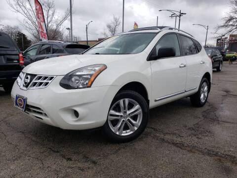 2015 Nissan Rogue Select for sale at AutoBank in Chicago IL