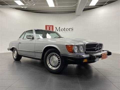 1984 Mercedes-Benz 380-Class for sale at 101 MOTORS in Tempe AZ