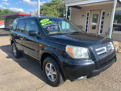 2006 Honda Pilot for sale at G & G Auto Sales in Steubenville OH