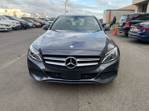 2015 Mercedes-Benz C-Class for sale at A1 Auto Mall LLC in Hasbrouck Heights NJ