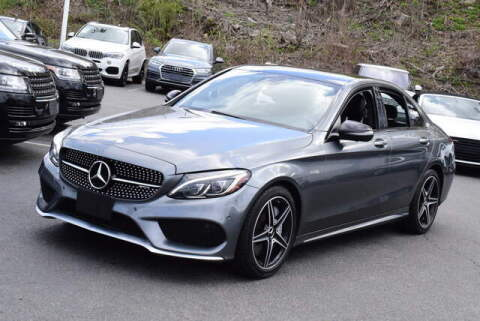 2017 Mercedes-Benz C-Class for sale at Automall Collection in Peabody MA