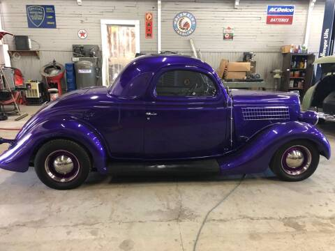 1935 Ford Model A for sale at Route 40 Classics in Citrus Heights CA