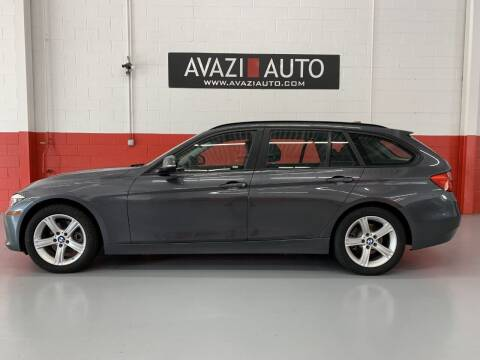 2014 BMW 3 Series for sale at AVAZI AUTO GROUP LLC in Gaithersburg MD