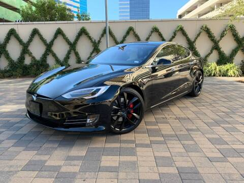 2018 Tesla Model S for sale at ROGERS MOTORCARS in Houston TX