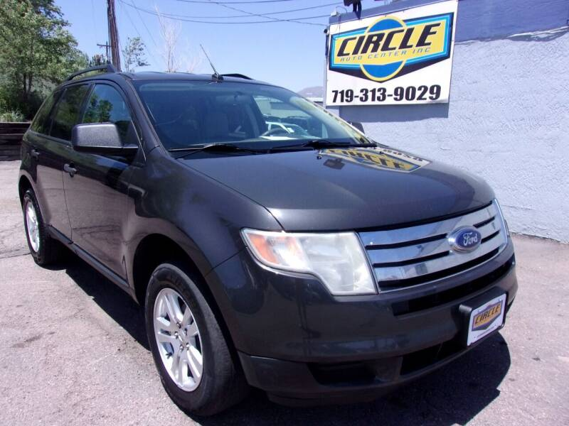 2007 Ford Edge for sale at Circle Auto Center in Colorado Springs CO
