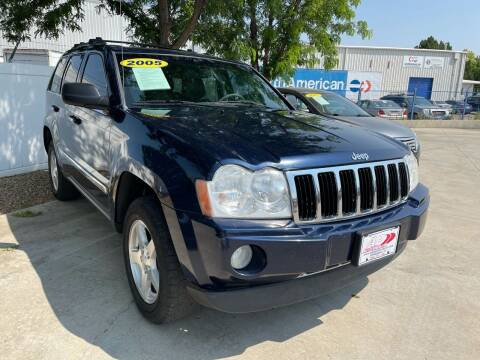 2005 Jeep Grand Cherokee for sale at AP Auto Brokers in Longmont CO