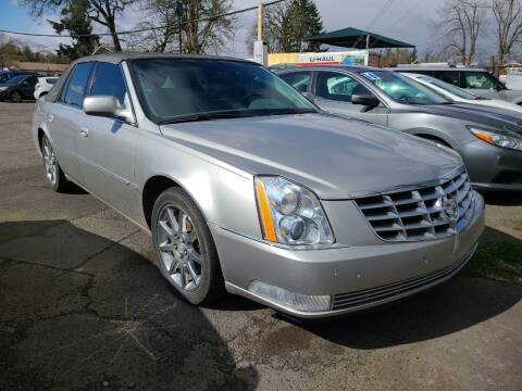 2006 Cadillac DTS for sale at Universal Auto Sales in Salem OR