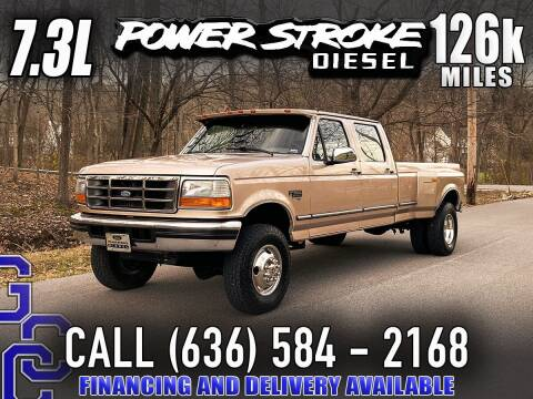 1997 Ford F-350 for sale at Gateway Car Connection in Eureka MO