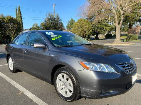 2008 Toyota Camry Hybrid for sale at 7 STAR AUTO in Sacramento CA