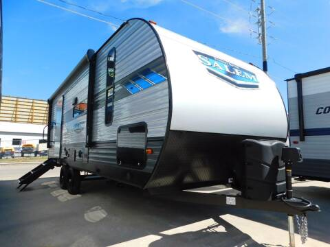 2021 Salem 22RBS for sale at Motorsports Unlimited in McAlester OK