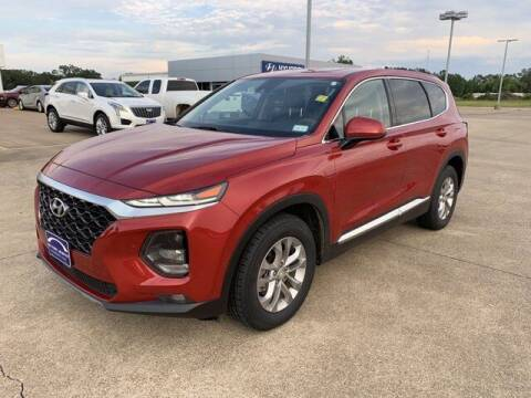 2019 Hyundai Santa Fe for sale at AutoJacksTX.com in Nacogdoches TX