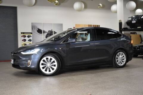2017 Tesla Model X for sale at DONE DEAL MOTORS in Canton MA