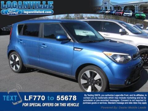 2016 Kia Soul for sale at Loganville Ford in Loganville GA