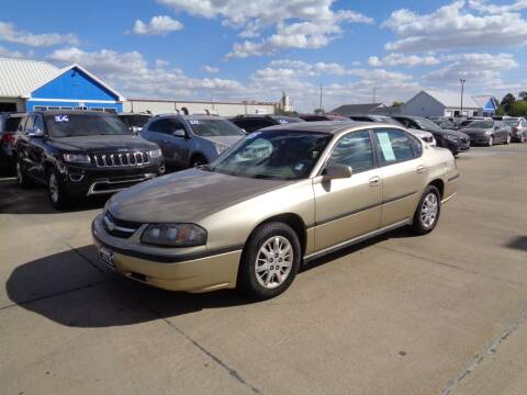 2005 Chevrolet Impala for sale at America Auto Inc in South Sioux City NE