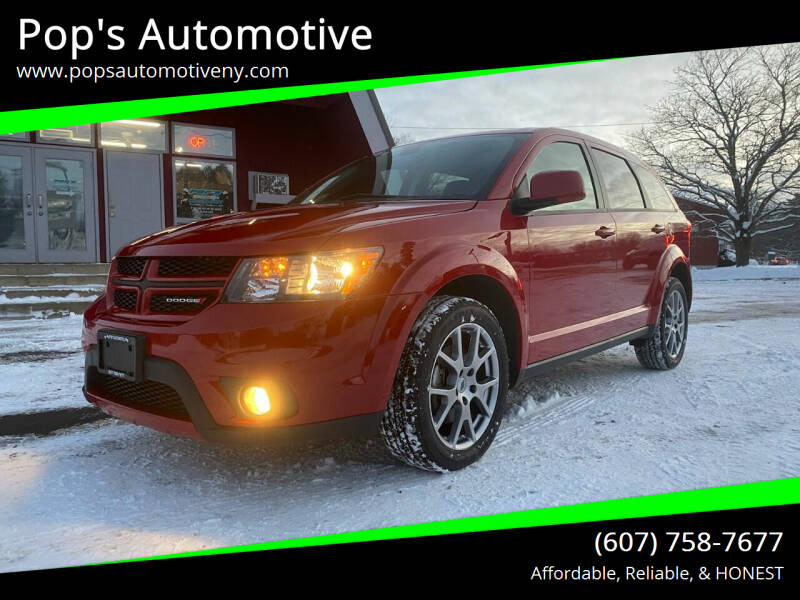 2019 Dodge Journey for sale at Pop's Automotive in Homer NY