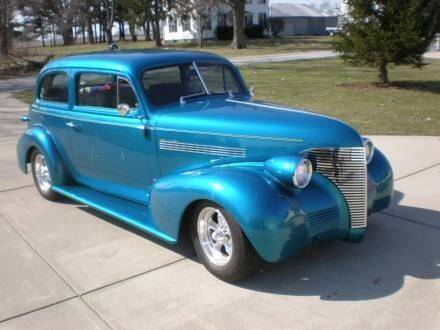 1939 Chevrolet Street Rod for sale at Haggle Me Classics in Hobart IN