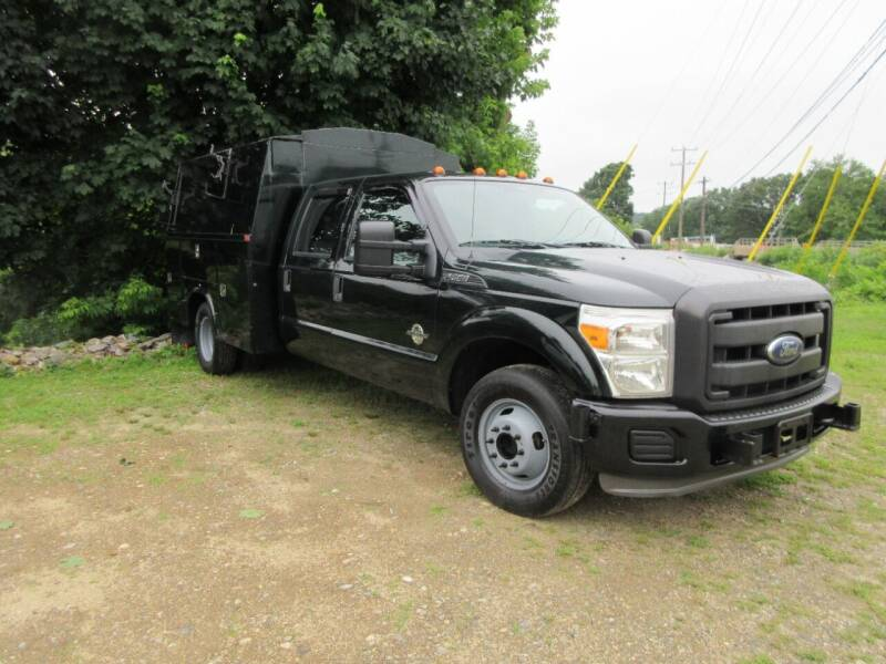 2013 Ford F-350 Super Duty for sale at ABC AUTO LLC in Willimantic CT