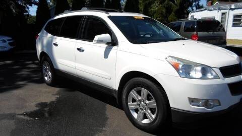 2011 Chevrolet Traverse for sale at QUALITY AUTO SALES OF NEW YORK in Medford NY