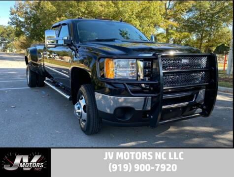 2013 GMC Sierra 3500HD for sale at JV Motors NC LLC in Raleigh NC