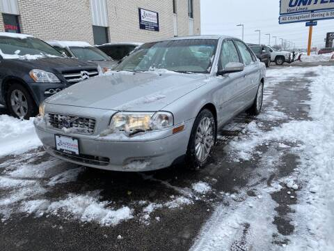 2006 Volvo S80 for sale at AUTOSAVIN in Elmhurst IL