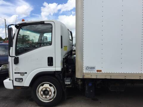 2011 Isuzu NQR for sale at BSA Used Cars in Pasadena TX