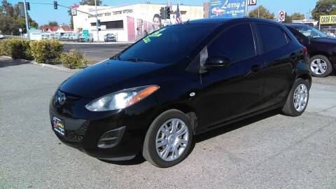 2012 Mazda MAZDA2 for sale at Larry's Auto Sales Inc. in Fresno CA