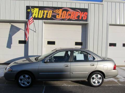 2004 Nissan Sentra for sale at AUTO JOCKEYS LLC in Merrill WI