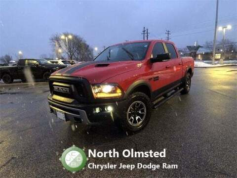 2017 RAM Ram Pickup 1500 for sale at North Olmsted Chrysler Jeep Dodge Ram in North Olmsted OH