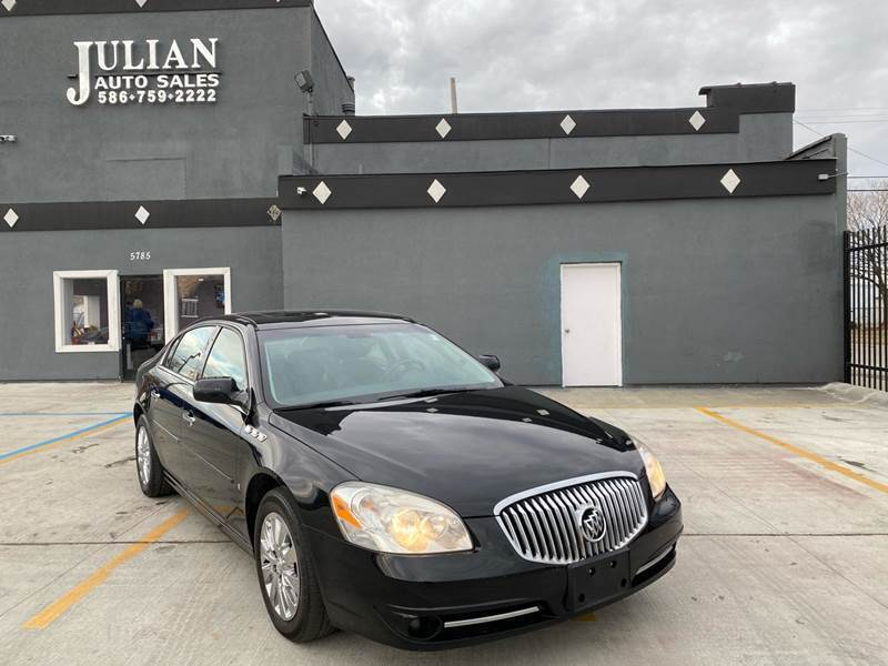 2010 Buick Lucerne for sale at Julian Auto Sales, Inc. in Warren MI