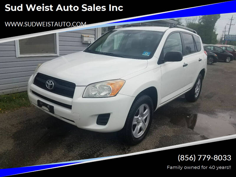 2009 Toyota RAV4 for sale at Sud Weist Auto Sales Inc in Maple Shade NJ