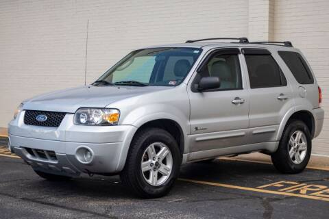 2005 Ford Escape for sale at Carland Auto Sales INC. in Portsmouth VA