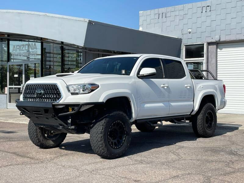 2018 Toyota Tacoma for sale at ARIZONA TRUCKLAND in Mesa AZ