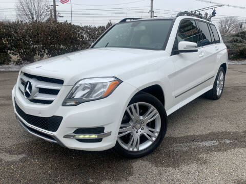 2013 Mercedes-Benz GLK for sale at Craven Cars in Louisville KY